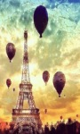 Tower Balloon Live Wallpaper screenshot 1/3
