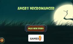 Angry Necromance screenshot 1/6
