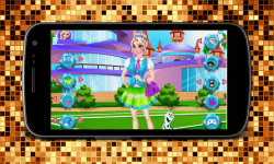 Elsa College Great Dress Up screenshot 2/4