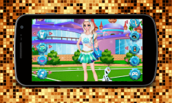 Elsa College Great Dress Up screenshot 3/4