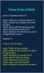 Math Smart Tricks screenshot 4/4