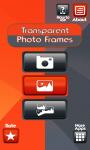 Transparent Photo Frames Free screenshot 1/6