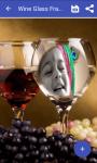 Wine glass frame screenshot 2/4