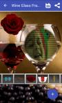 Wine glass frame screenshot 3/4