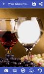 Wine glass frame screenshot 4/4