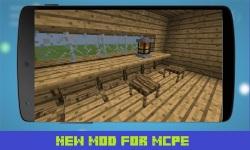 Furniture Mod for Minecraft PE screenshot 1/3