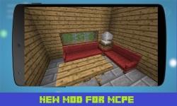 Furniture Mod for Minecraft PE screenshot 2/3