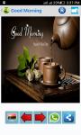 Good Morning Wishes screenshot 3/6