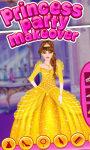 Royal Princess Party Makeover screenshot 1/5