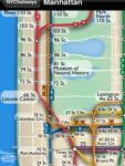 NYC Subway Maps for iPhone and iPod touch screenshot 1/1
