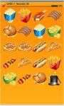 Free Fast Food Memory Game screenshot 4/4