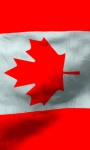 Canada flag free screenshot 5/5