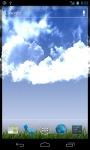 Flow Cloud Live Wallpaper Lite screenshot 1/6