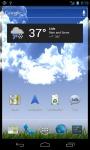 Flow Cloud Live Wallpaper Lite screenshot 5/6