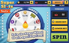 Super Slots - Slot Machines screenshot 5/5