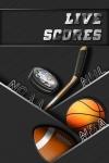 Live Score Board: NBA, NHL, MLB, NFL, NCAA screenshot 1/1