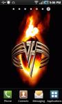 Van Halen Live Wallpaper screenshot 1/3