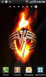 Van Halen Live Wallpaper screenshot 3/3