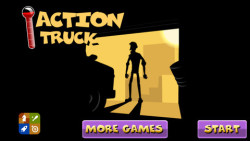 Action Truck Racer screenshot 1/4