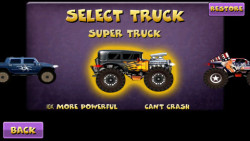 Action Truck Racer screenshot 2/4