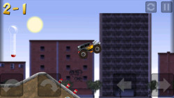 Action Truck Racer screenshot 4/4