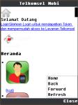 Telkomsel Mobi J2ME screenshot 2/3
