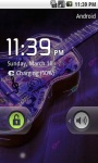 Neon Light Guitar Live Wallpaper  screenshot 5/5