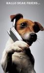 Talking Dog Live wallpaper screenshot 1/3