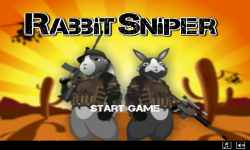 Rabbit Sniper screenshot 1/4