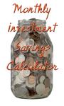 Monthly Investment Savings Calculator screenshot 1/3