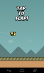 Flappy Bugs screenshot 1/5