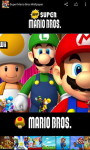 New Super Mario Bros Wii Wallpaper screenshot 2/6