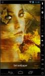 Autumn Memories Live Wallpaper screenshot 1/2