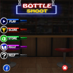 Bottle Shoot Mania screenshot 1/3
