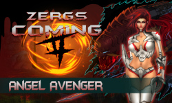 Zergs Coming 2 Angel Avenger Free screenshot 1/6