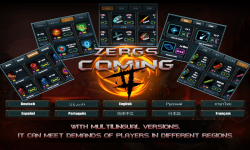 Zergs Coming 2 Angel Avenger Free screenshot 2/6