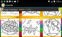 CoolorMe Coloring Kids screenshot 3/4