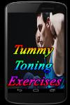 Tummy Toning Exercises screenshot 1/3