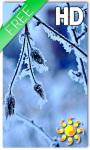 Winter Frost LWP HD screenshot 1/2