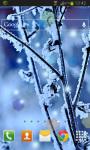 Winter Frost LWP HD screenshot 2/2