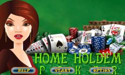 Home Holdem Poker screenshot 1/4