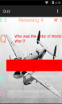World War 1 Knowledge test screenshot 3/6