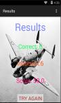 World War 1 Knowledge test screenshot 4/6