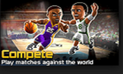 Rockman Basketball screenshot 2/6