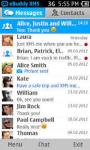 mobile messenger eBuddy screenshot 3/6