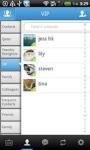 mobile messenger eBuddy screenshot 4/6