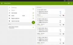Orario Treni PRO private screenshot 2/6