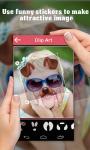 Funny Selfie Photo Snapchat screenshot 3/3