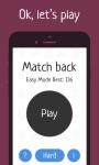 Match Back – memory trainer screenshot 1/4