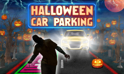 Halloween Car Parking - Android screenshot 1/5
